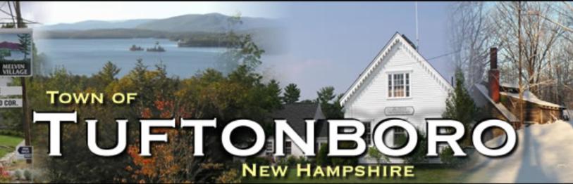 Tuftonboro Banner